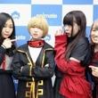 『銀魂』沖田総悟のコスプレに、「ЯeaL」のメンバーAikaさんが初挑戦! OPテーマ「カゲロウ」のリリースイベントに登場