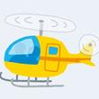 ヘリコプターで登校する小学生が物議