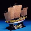 中国の木製帆船がアオシマの「オールドタイムシップス」に仲間入り!