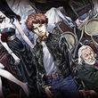 貞本義行氏デザインのキャラクターが生き生きと動く。新作アプリ「Black Rose Suspects」の正式配信が4月13日にスタート