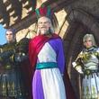 「ドラゴンクエストXI」最新情報。デルカダール王国の国王と将軍「グレイグ」,軍師「ホメロス」のキャラクター情報が公開に