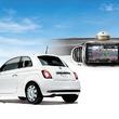 FCAジャパンから「Fiat 500 Navigation Package」 カーナビ&ナノイー発生機を特別装備した限定車