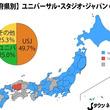 「ユニバ」は関西でも少数派だった!「ユニバーサル・スタジオ・ジャパン」の略称、多かったのは...?