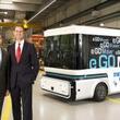 トランスミッションでお馴染みのドイツ・ZF社が自動運転車の開発に着手!