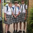 【これは卑怯】イギリスの「スカートを履いた男子」があまりに萌え要素強すぎとネットで話題に!