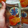 【画期的】世にも珍しい「透明な缶ジュース」が大人気 / 透明なのに金属製