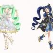 アニメ『アイドルタイムプリパラ』新キャラクター「ファララ」「ガァララ」を公開! キーアイテムも10月発売決定