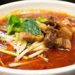血の流れより紅きスープ……秋葉原UDXの拉麺劇場に本格四川麺専門店「四川麺匠 炎」が誕生