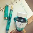 文具館コバヤシ 新作万年筆・翡翠がうっとりするほど美しい