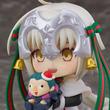『Fate/Grand Order』ランサー/ジャンヌ・ダルク・オルタ・サンタ・リリィがねんどろいどになって可愛く登場!
