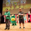 福岡県久留米市でニコニコ町会議を開催。和田ラジヲ、おほしんたろう、田中光、原田ちあきが参戦