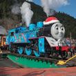 大井川鉄道「きかんしゃトーマス」クリスマス特別運行が開催決定、トーマスとジェームスが走る