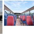 京浜急行電鉄、「2100形」をイメージした2階建てオープントップバス今秋運行