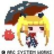 アークシステムワークスのアーケード用ゲーム『マジカルビート』に、『ブレイブルー』のキャラが参戦