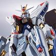 『機動戦士ガンダムSEED DESTINY』ストライクフリーダムガンダムがMETAL ROBOT魂シリーズから登場!