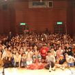 福原美穂、新SGは216名の北海道民が参加