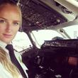 24歳の美しすぎるパイロット、努力で勝ち取ったリア充ライフに憧れる人続出!