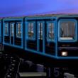 イルミネーション列車、南港ポートタウン線で運行 事前応募制でイベント列車も