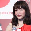 綾瀬はるか、今年一年を表す漢字は「礼」 スタッフや母への感謝告げる