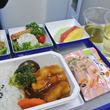 【機内食で世界巡り】台北松山〜東京羽田「全日空 ANA」エコノミークラス