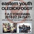 eastern youth×OLEDICKFOGGY、横浜でツーマン