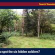 森に隠れた6人の兵隊をさがせ…イギリス近衛兵隊が出した問題が激ムズ