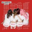 SCANDAL、ニューアルバム『HONEY』のジャケット公開
