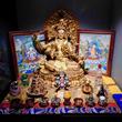 チベット仏教僧がおもてなし、ロンドンの「仏教レストラン」が前衛的だった