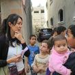 国際協力NGOのパレスチナ駐在一時帰国報告会をFacebookでライブ配信!