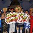 シリーズ30周年を迎える「ストリートファイターII」と佐賀県がコラボ