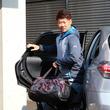 中日テストの松坂大輔がナゴヤ球場入り テスト合格なら即会見へ