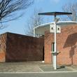 ソーラー充電スタンド<LN-CA2A>が香川県丸亀市に設置