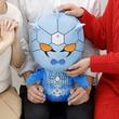 「仮面ライダー電王」味方として活躍した怪人「ウラタロス」がぬいぐるみ型クッションになって登場