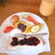 フレッシュジュースにフルーツ盛り盛りのモーニングが付いてくる!名古屋市瑞穂区「トップフルーツ八百文」