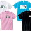 ナンバープレートTシャツ販売開始 「軽自動車」バージョンも用意