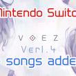 """『VOEZ(ヴォイズ)』追加曲14曲が楽しめる""""楽曲追加パッチVer1.4""""が配信開始"""