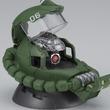 ガシャポン「機動戦士ガンダムEXCEED MODEL ZAKU HEAD」第4弾にはガトーや黒い三連星の高機動ザクIIが登場!