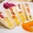 横浜の老舗フルーツショップ「横浜水信」で味わう最高のフルーツサンド