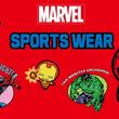 MARVEL人気キャラクターのバスケットボールウェアが登場! スーパースポーツゼビオにて限定発売!