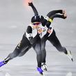 平昌オリンピック − 【写真】スピードスケート女子チームパシュート 五輪新記録で金メダル