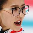 カーリング韓国の「メガネ先輩」 由来は「スラムダンク」の「メガネ君」と韓国紙