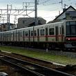 名鉄瀬戸線 喜多山駅付近高架化、上り線が3月10日に仮線へ