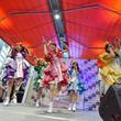 チームしゃちほこ、渋谷でジャンプ!パワフルゲリラライブで自家発電