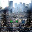 【LOG】札の辻、京浜東北線の線路が移る現場