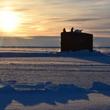 アメリカ・イギリス合同の極地訓練「ICEX 2018」始まる