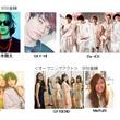 "『TOKYO GIRLS MUSIC FES. 2018』東京ガールズコレクションがプロデュースする""都会のミュージックフェス""第3弾 豪華アーティストのラインナップを一挙公開!"