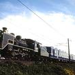 「SL北びわこ号」のC56形蒸気機関車160号機、本線運転から引退へ JR西日本