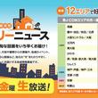 J:COMの地域情報番組『デイリーニュース』4月2日(月)より生放送が夕方に変わります!