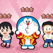 「LINE POP2」に「ドラえもん」たちが登場!『映画ドラえもん のび太の宝島』とコラボレーション開始!
