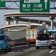 外環道と武蔵野線、東関道から見えた躍動